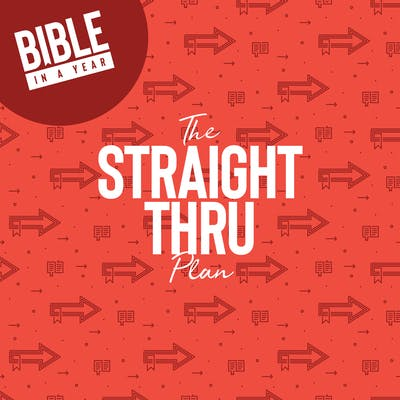 The Straight Thru Plan: Bible in a Year